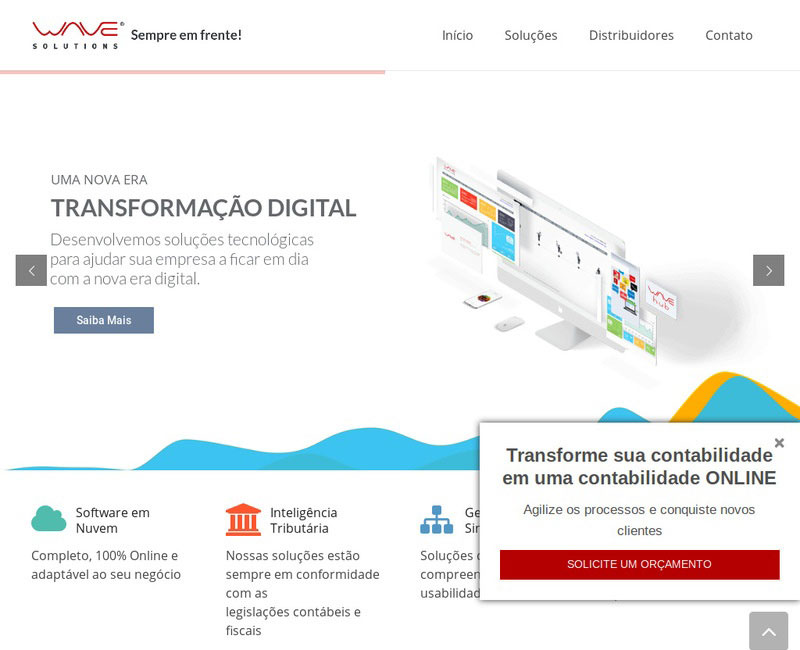 Cliente Wavesolutions